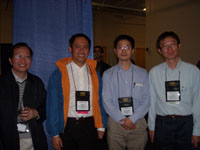 the INFORMS Annual meeting 2008